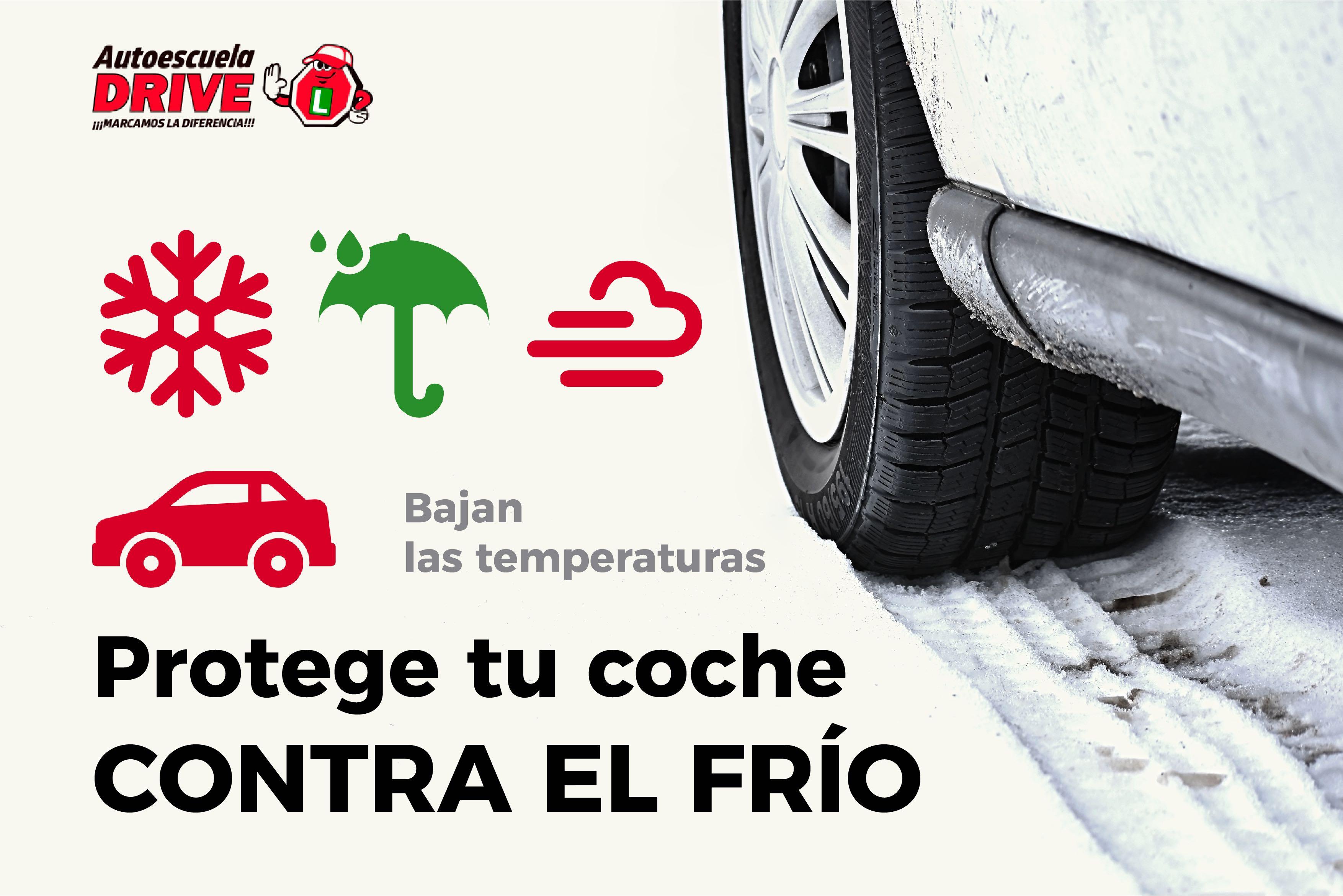 3885670103 El frío ha llegado sin avisar y es hora de poner a punto nuestro vehículo  para los próximos meses. Las bajas temperaturas pueden afectar  especialmente a ...