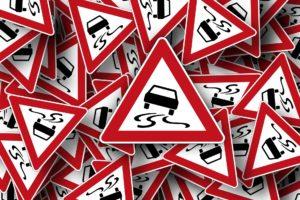 Las 7 señales de tráfico más raras