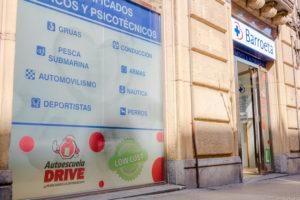 Centro Médico Barroeta, renueva tu carnet en Bilbao