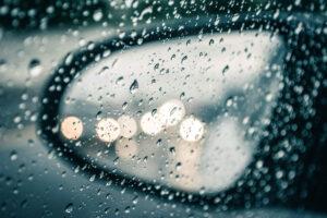 Aprende a conducir con lluvia